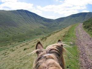 Horse Riding Holidays Weekends Short Breaks Wales Brecon Beacons