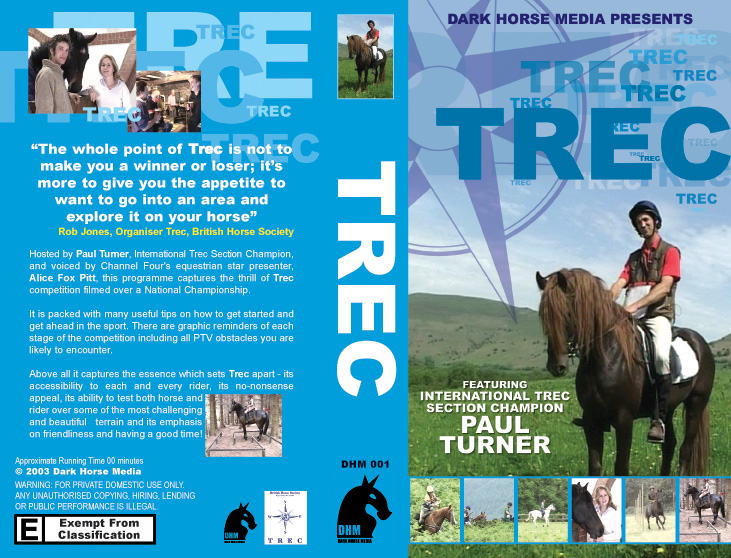 TREC at Trans Wales Trails - Trans Wales Trails